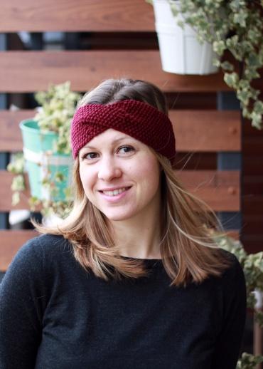 tricoter bandeau