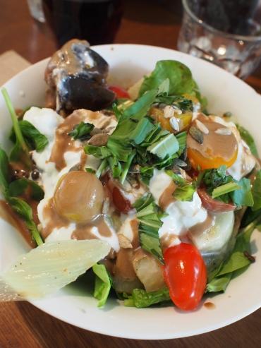 SLA- Salad Bar Amsterdam
