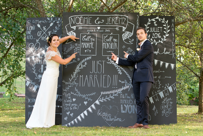 chalkboard g ant pour photobooth de mariage laura life. Black Bedroom Furniture Sets. Home Design Ideas